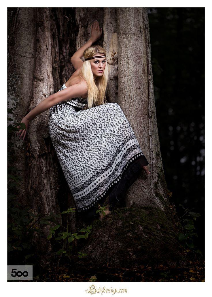 Model: Eileen Chiarella by Karsten Holland on 500px