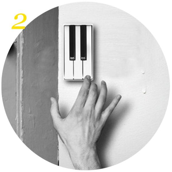 Random cool stuff spotted lately: Pianobell by Li Jianye