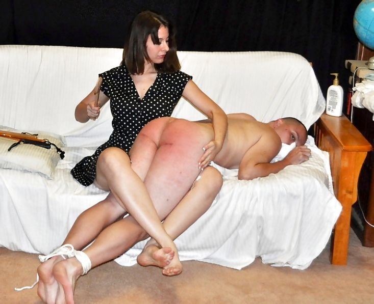 Girls. rattenscharf correct way to spank gal!