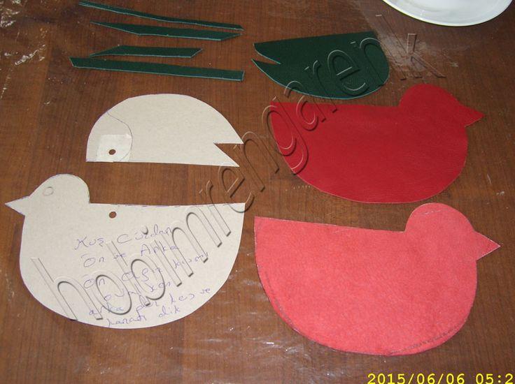 bird bag pattern
