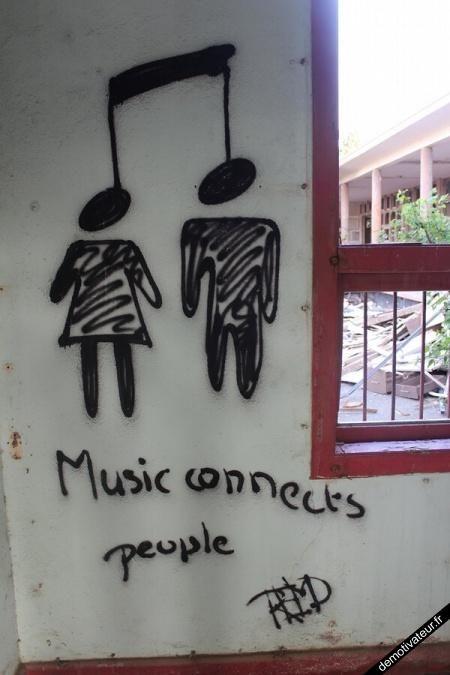 image drole - La musique