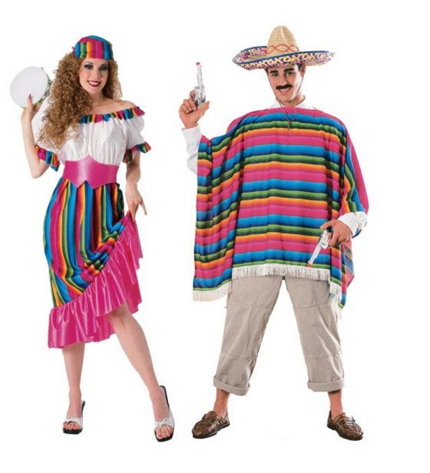 mexican themed party dress code - Mexican Themed Halloween Costumes