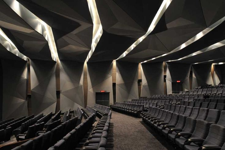 Indian Architecture : #Chettinad Health City #Auditorium