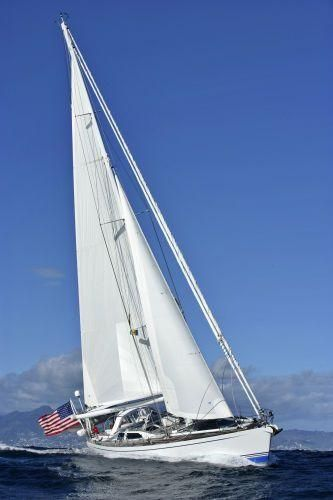 60' Trehard 1988 for Sale. Located in the Caribbean. Call (401) 465-8634 for details.