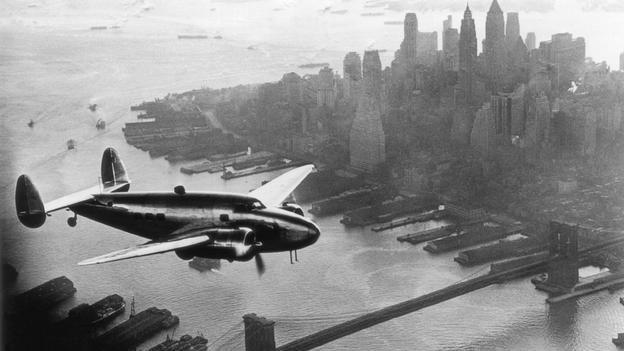 the good old days of unpressurized flight....brrr!