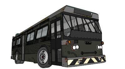 Zombie proof bus