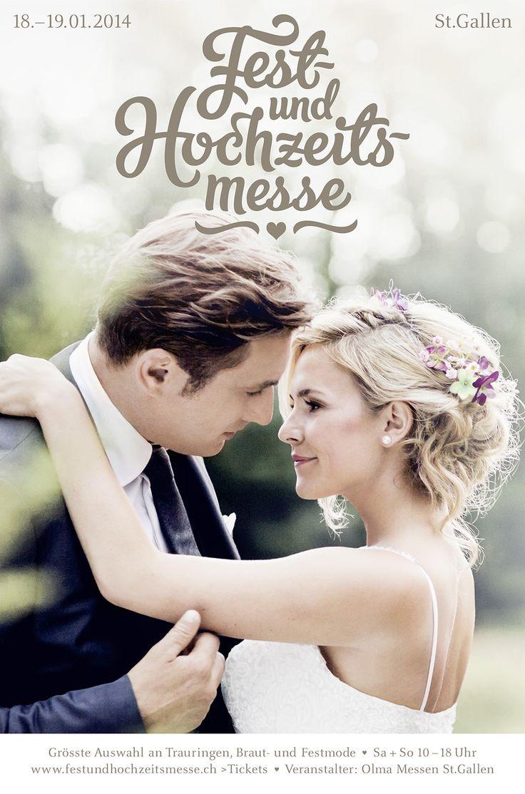 Fest- und Hochzeitsmesse - Kampagne 2014