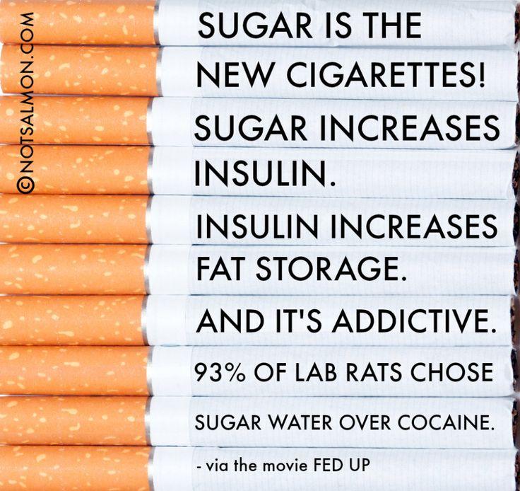 #ESSAY: How Sugar Addiction Is Like Drug Addiction! Click to read full essay!