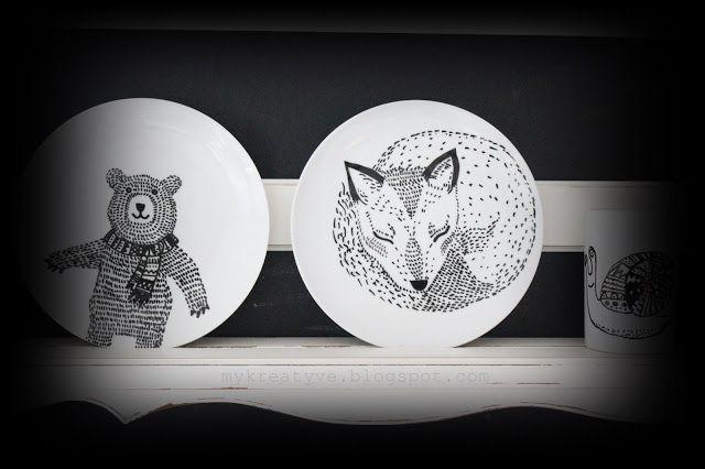die besten 25 porzellan bemalen ideen auf pinterest sharpie tasse sharpie becherentw rfe und. Black Bedroom Furniture Sets. Home Design Ideas