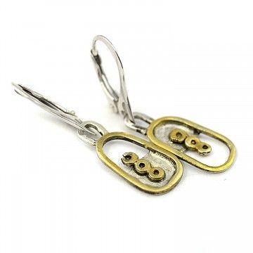 Kolczyki srebrne #biżuteria #biżuteriasrebrna
