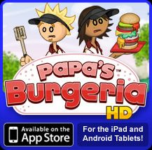 Papa Louie 2: When Burgers Attack! | Free Flash Game | Flipline Studios