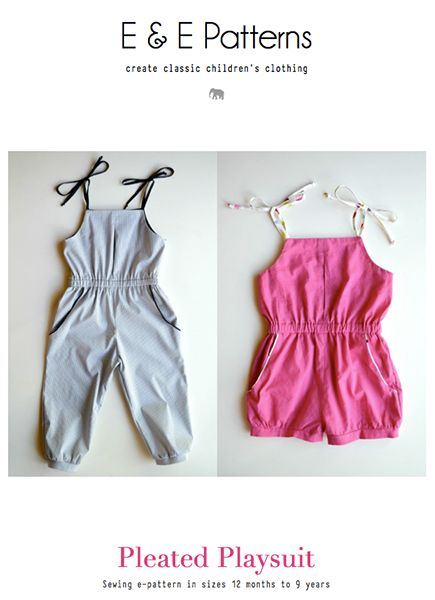 10 best Jumpsuits | sewing patterns images on Pinterest | Kostenlos ...