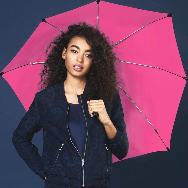 The Design Gift Shop - SENZ | Collapsible Umbrella | Automatic Bright Pink, AUD 94.00 (https://www.thedesigngiftshop.com/senz-collapsible-umbrella-automatic-bright-pink/)