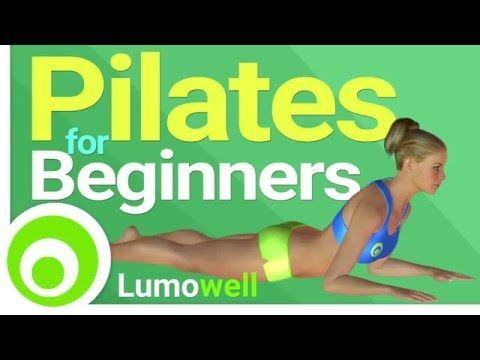 Pilates for Beginners - 10 Minutes Healthy Workout - YouTube