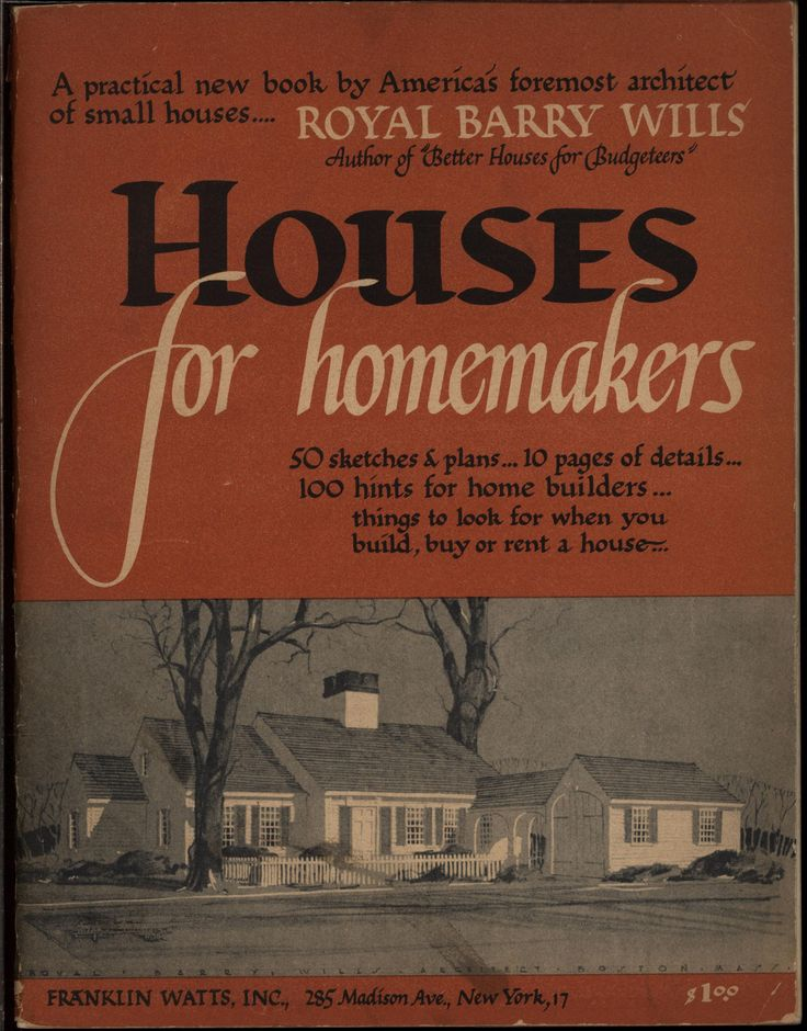 Houses for homemakers