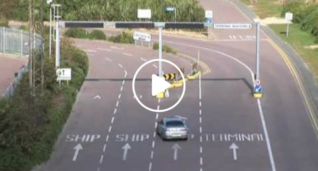 Esta Estrada Consegue Confundir Quase Todos Os Condutores