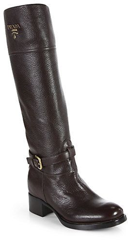 1000 ideas about leather knee high boots on