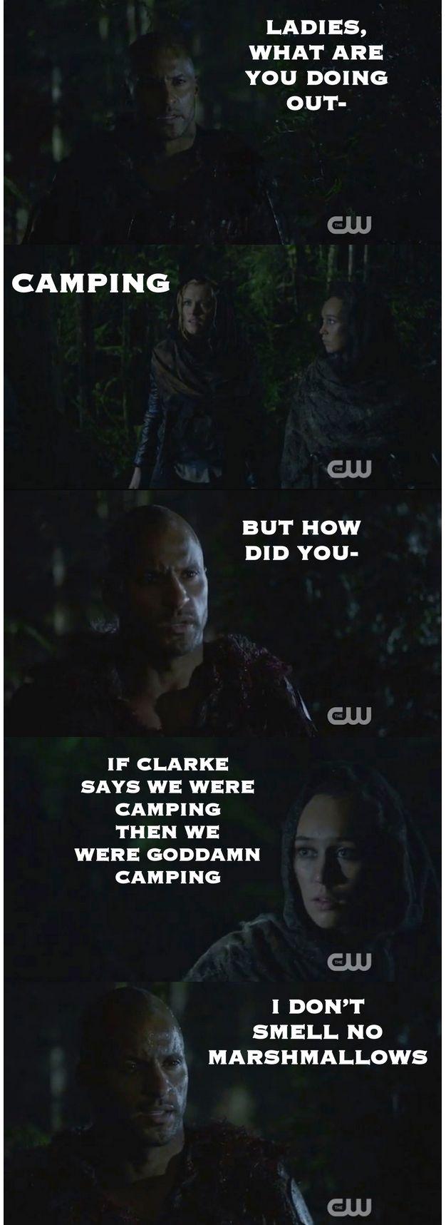 The 100 Recap || Season 2 episode 13 - Resurrection || Lincoln, Clarke and Lexa