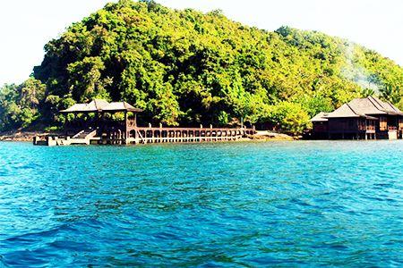 Pulau Pahawang, Lampung 2