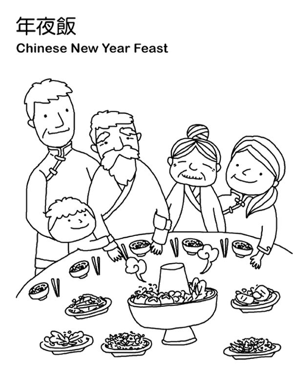 31 best Chinese New Year for Kids images on Pinterest  Animal