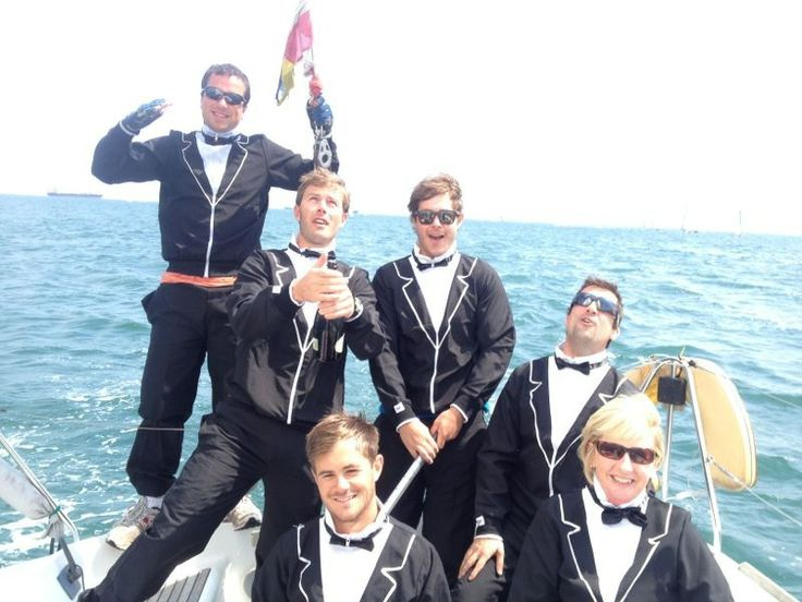 Winning the Volvo Ocean Race styled by Traxedo
