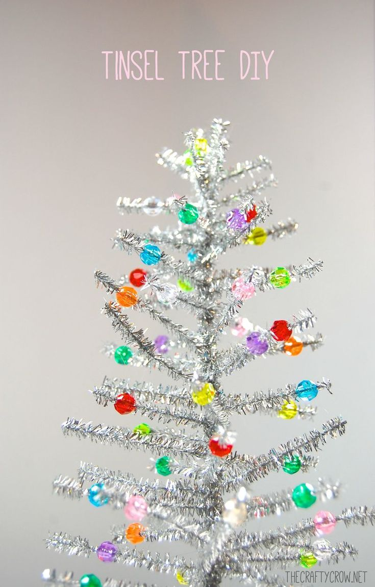 Book: How the Grinch Stole Christmas by Dr. Seuss Activity: Chenille Stem Tinsel Trees How the...