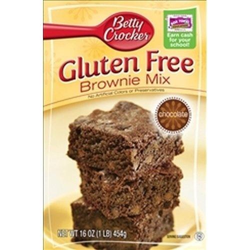 Betty Crocker Dessert Mixes Gluten Free Brownie Mix : Betty Crocker