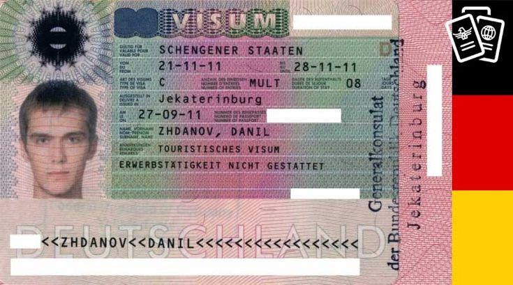 Almanya Vizesi Almanya seyahati için Almanya vize başvurusu yapmak isteyen Umuma Mahsus (Bordo) Pasaport hamili Türkiye Cumhuriyeti vatandaşlarının ülkeye giriş