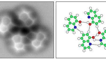 C'est le temps qu'il a fallu entre leur première mention et les premières observations directes grâce à un microscope à force atomique.  #chimie #images #technologie #hydrogène #microscopie