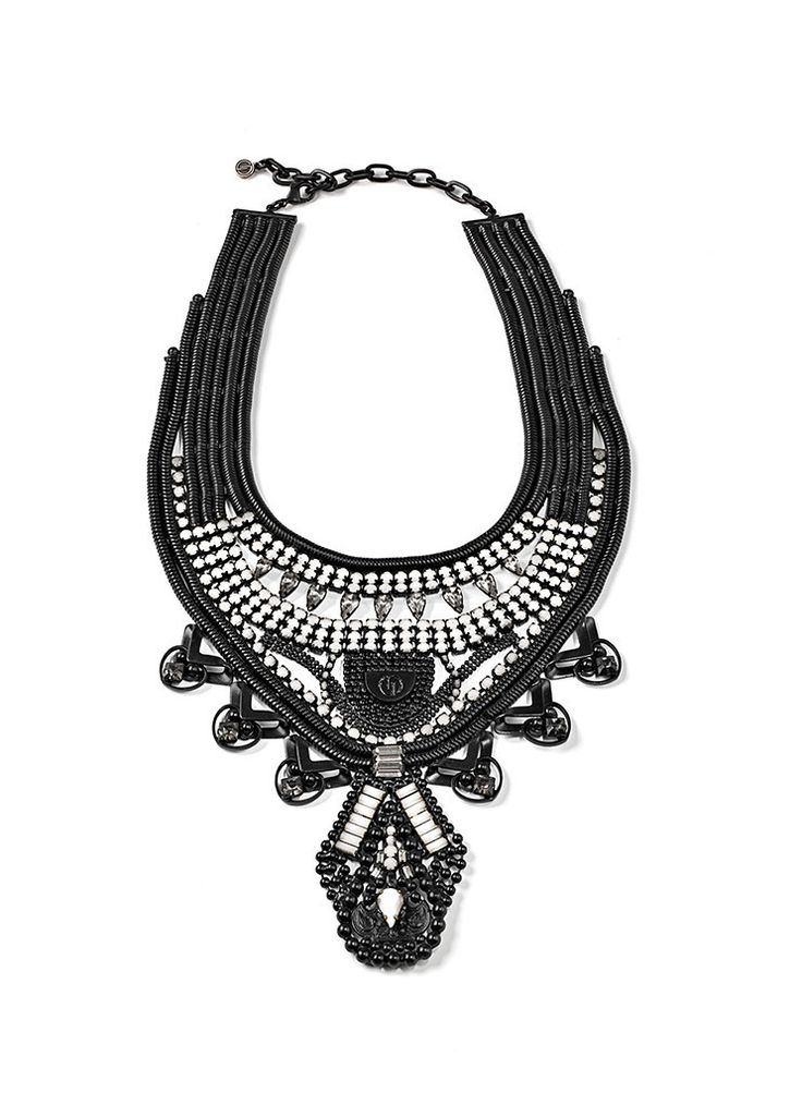 Awesome ...  wear with a leather low cut top or dress .......   KEIRA – DYLANLEX