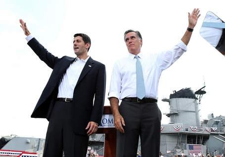 Mitt Romney picks Wis. Rep. Paul Ryan for vice president - PhotoGallery - Chicago Sun-Times