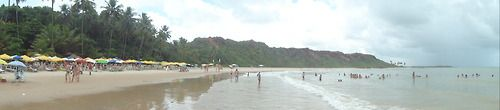 Praia de Coqueirinho - João Pessoa, Paraíba (byjuliasramalho)