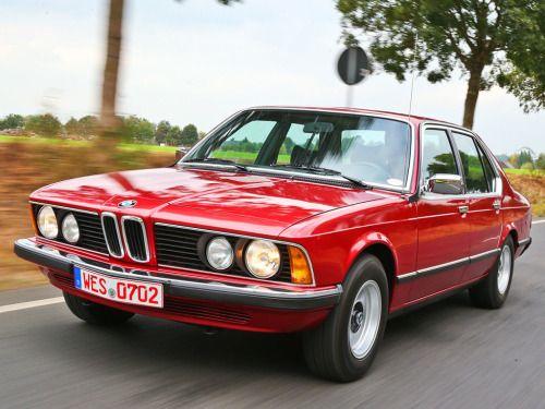 fullthrottleauto:    BMW 730 (E23)