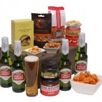 Stella Artois Beer & Bites Hamper: Item number: 3453092539 Currency: GBP Price: GBP39.99