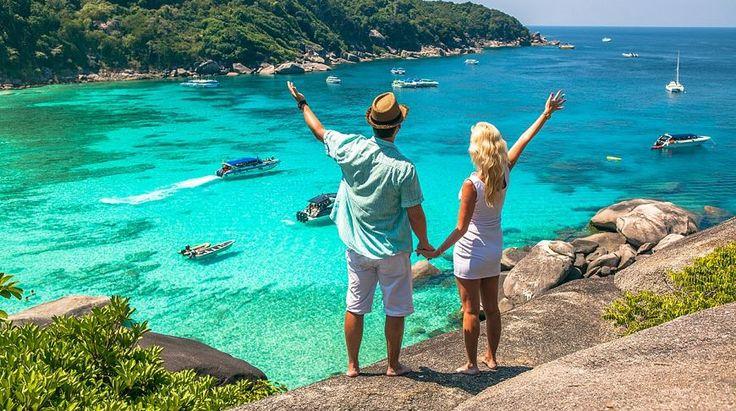 Пхукет, Таиланд, море, отпуск, путешествия