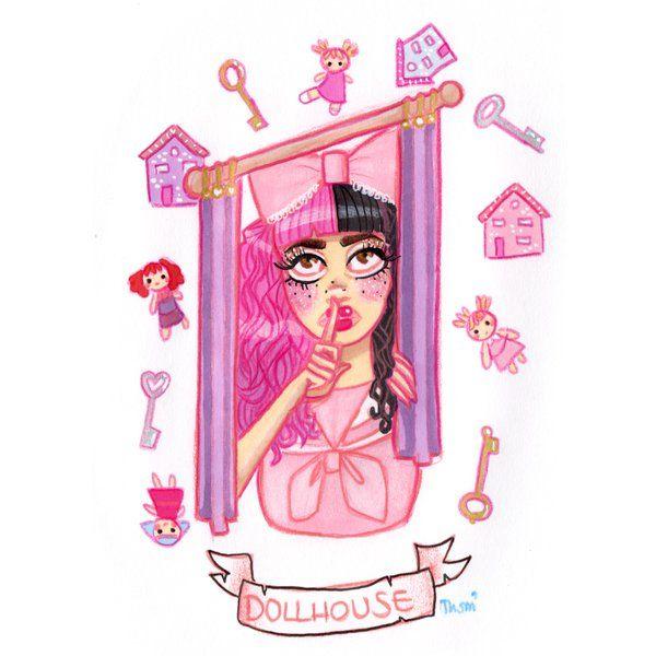 Line Art Dollhouse : Best melanie martinez images on pinterest wallpapers