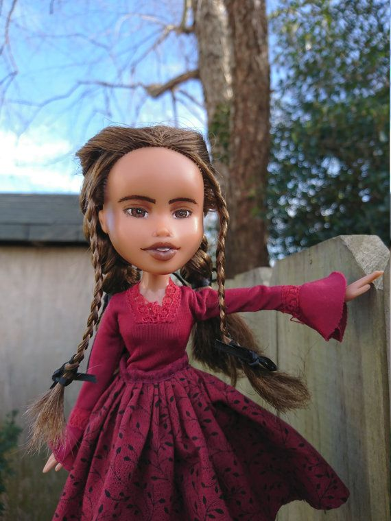 The Always Doll by Mirthitude a repaint  ooak rescue by Mirthitude