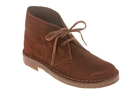 la fameuse chaussure Clarck