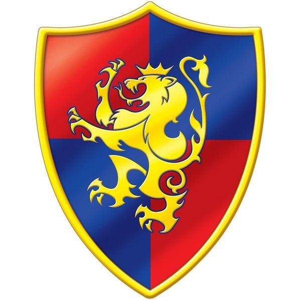 Check Out Medieval Crest Cutout 16