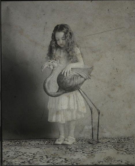 Russian photographer Vladimir Clavijo Telepnev Alice in Wonderland Series