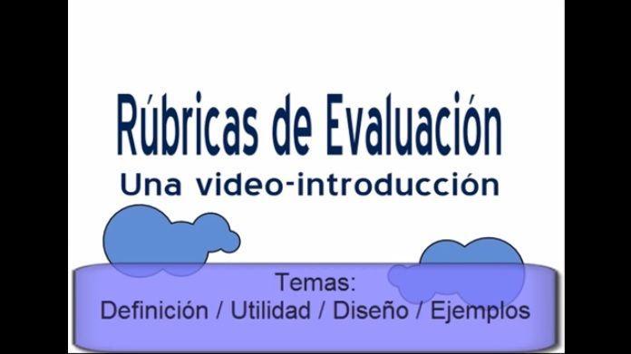 Rúbrica de Evaluación - Cómo Elaborarla con Efectividad | #Video #Educación