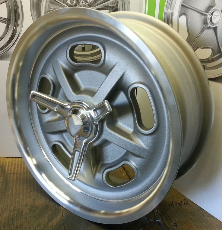 Et Mags New 15 X 5 1 2 Quot Sebring Wheel In Bolt On With