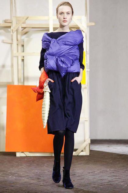 Daniela Gregis Ready To Wear Fall Winter 2014 Milan