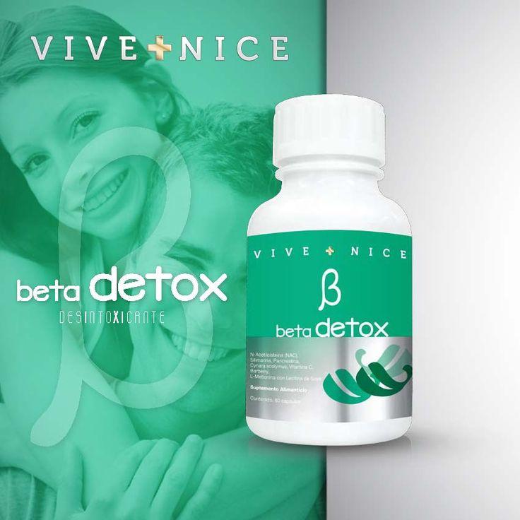 Beta detox *Desintoxicante