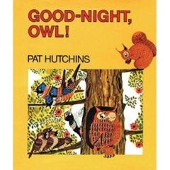 Book, Good-Night Owl by Pat Hutchins & assorted activities