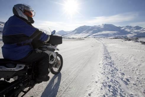 Le Canada à moto en BMW