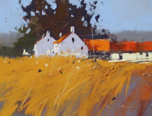 Peak District Farm by tony allain