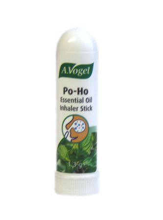 A. Vogel A.Vogel Po-Ho Essential Oil Inhaler Stick A.Vogel Po-Ho Essential Oil Inhaler Stick: Express Chemist offer fast delivery and friendly, reliable service. Buy A.Vogel Po-Ho Essential Oil Inhaler Stick online from Express Chemist today! (Barcode http://www.MightGet.com/january-2017-11/a-vogel-a-vogel-po-ho-essential-oil-inhaler-stick.asp