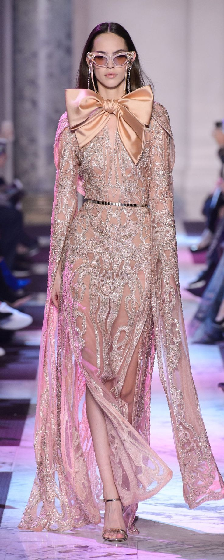 514 best Elie Saab images on Pinterest | Couture fashion, Fashion ...