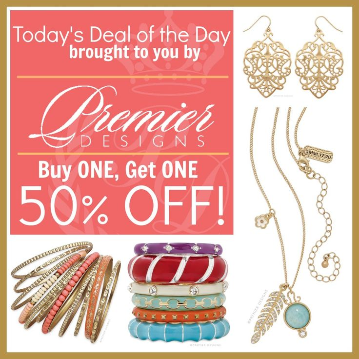 Deal of the Day – Premier Designs